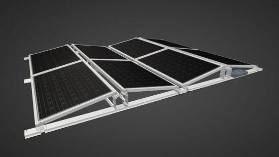 Demo Solaranlage