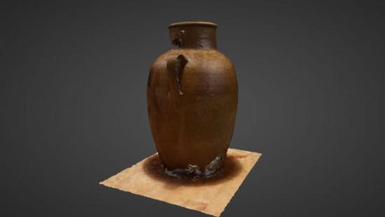 Photogrammetrie - Vase