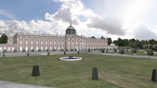 Virtueller Rundgang - Das Neue Palais
